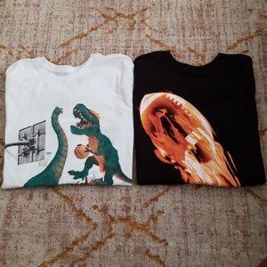 Boys Childrens Place t shirt bundle